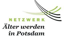 """Logo des Netzwerks """"Älter werden in Potsdam"""""""