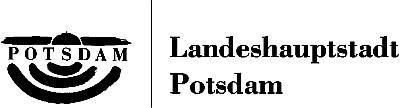 Logo der Landeshauptstadt Potsdam