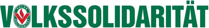 Logo der Volkssolidarität