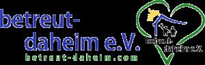 Logo des betreut-daheim e.V.