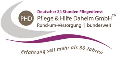 PHD Pflege &Hilfe Daheim GmbH