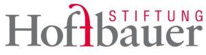 Logo Hoffbauer-Stiftung